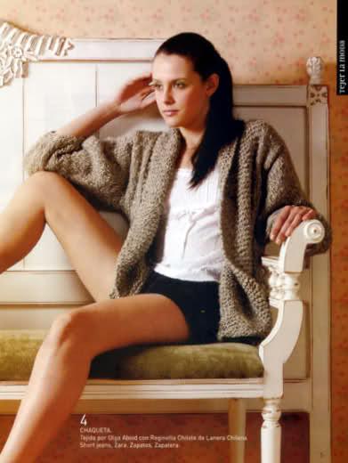 chaqueta mujer 16051qd