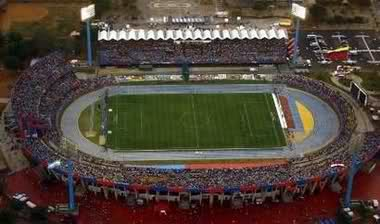 Maracaibo | Estadio Pachencho Romero | 45.000 206n9s1