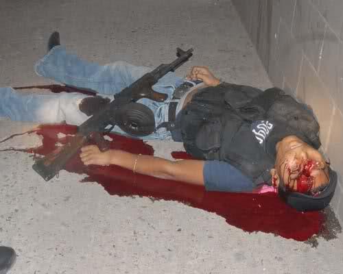 Enfrentamiento en el Boulevard Insurgentes de Tijuana (imagenes fuertes) 24vsb5x