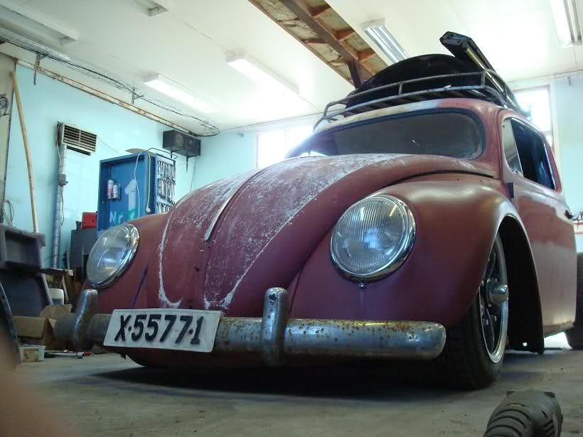 Kryckan - VW Typ1 -56 259woat