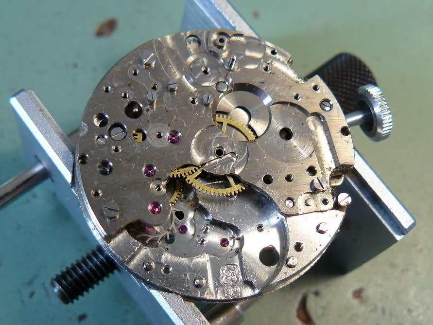 Enicar - Chronographe Enicar R92 28tfe51