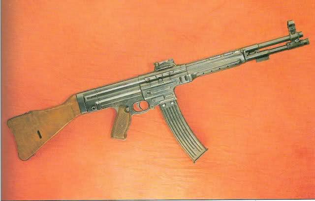 MP43/MP44/StG44 295rh2f