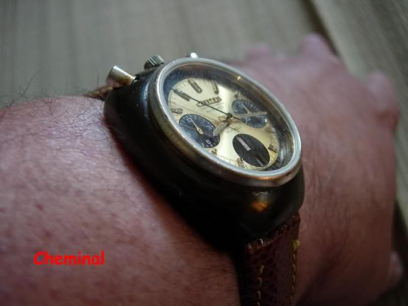 Mon chrono Citizen 8110 flyback 2n83m0p