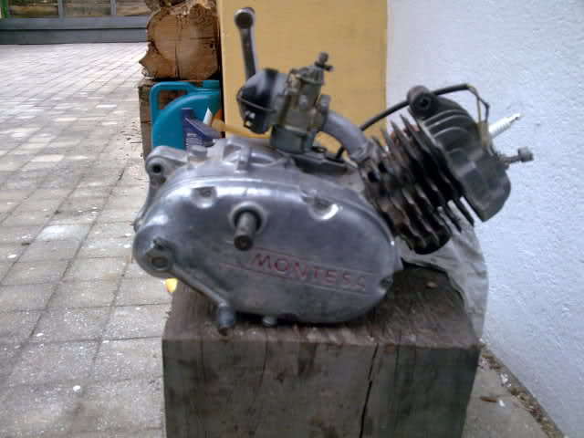 Reconstruyendo mi primera moto: Cota 49 2pshrba