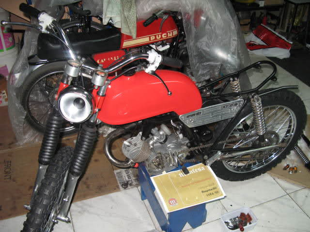 Mi pequeña Montesa Scorpion 50 R 2qlef5e