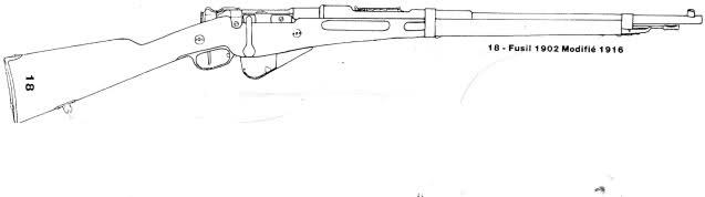 """berthier modèle 1902 dit""""indochinois"""" 2qwo7kl"""