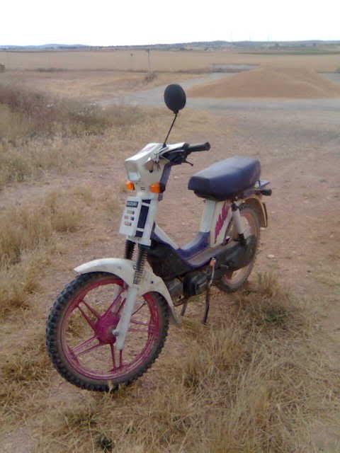 Trucaje Suzuki Maxi Electric 2vmj5za