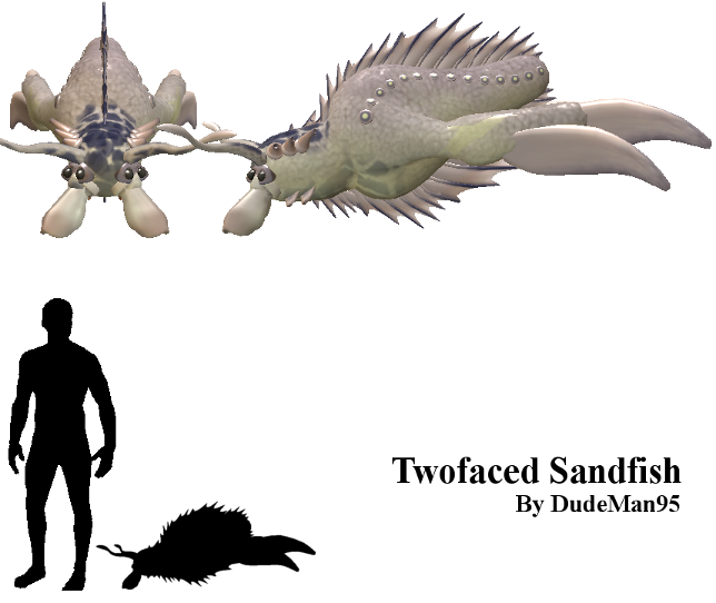 Species Archive (In progress) 35aodoy