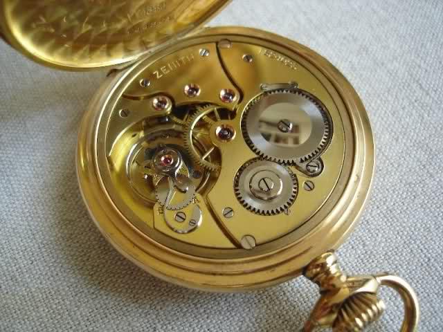 Pour changer des montres bracelets... Vos montres de poche Zenith ... 5vyvc9