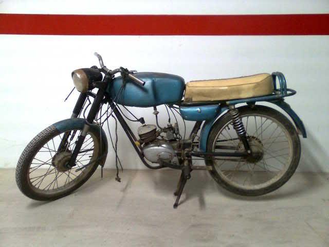 Mis ciclomotores Ducati 97p3ci