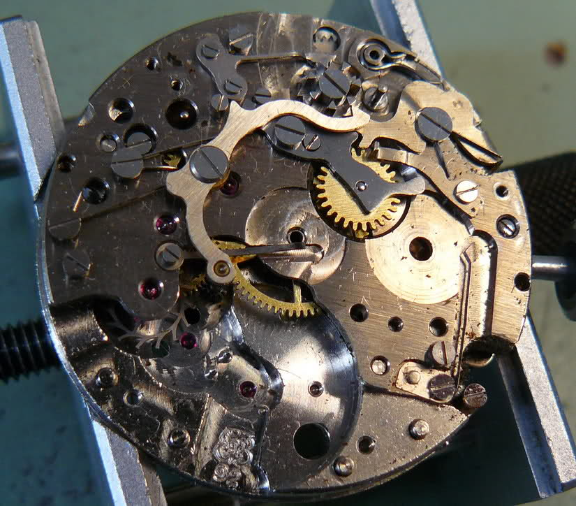 Chronographe Enicar R92 N566c0