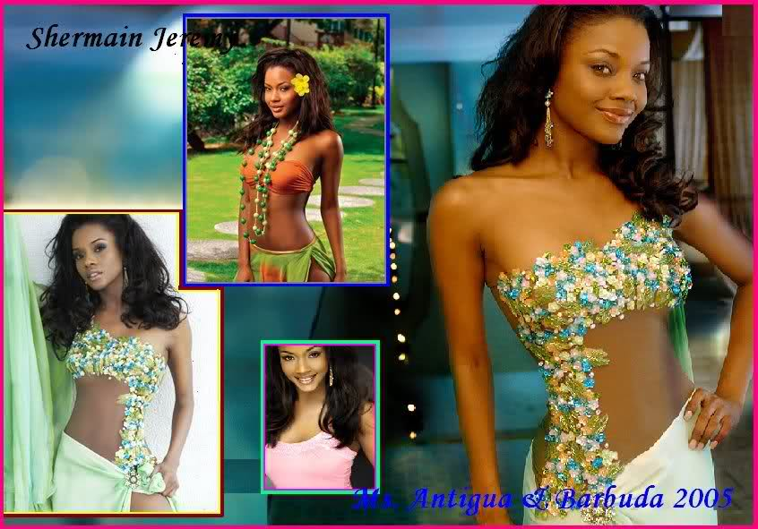 2005 miss antigua and barbuda( she now a singer) Neeyw2