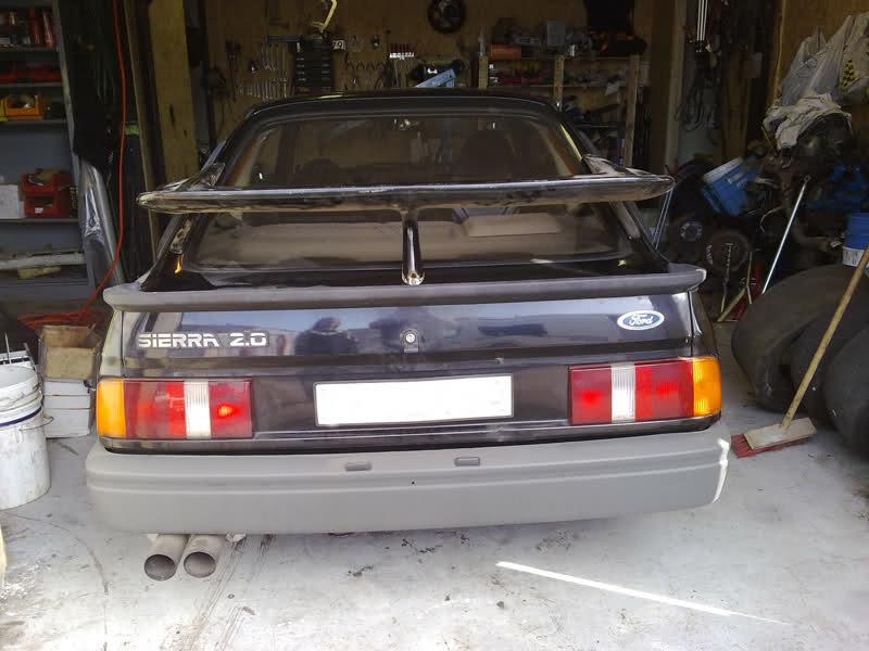 Mikael - Ford Sierra med Hjärta från BMW Nehpmx