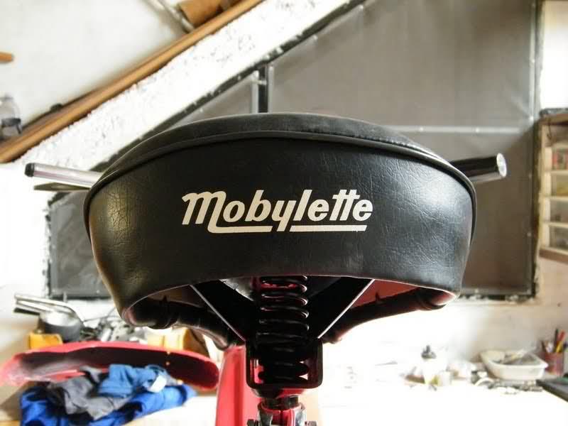 Restauración Mobylette AV-188 Zyfxco