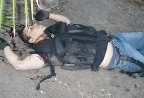 Enfrentamiento en el Boulevard Insurgentes de Tijuana (imagenes fuertes) 118ixpc