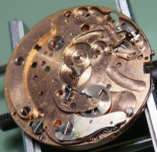 Enicar - Chronographe Enicar Sherpa Graph R72 : une fin de collection 14ltzwm