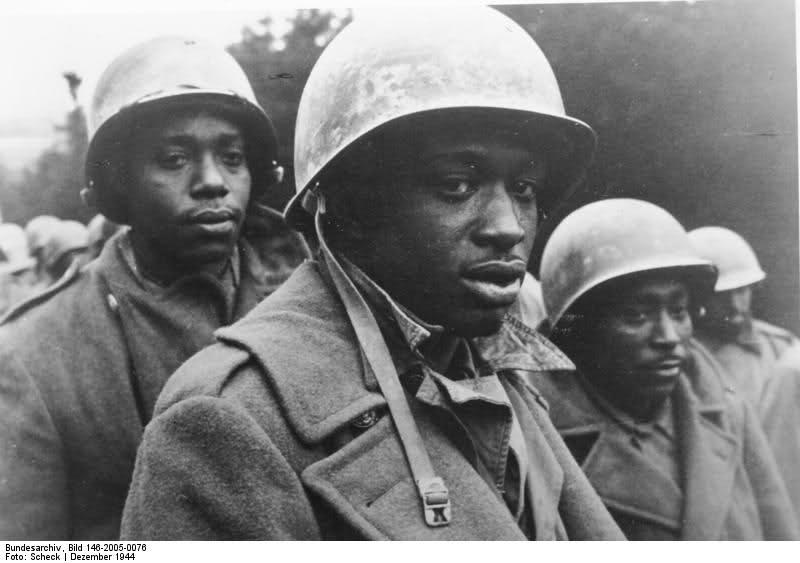 les soldats afro-américains 16gn34i