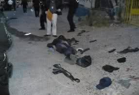 Enfrentamiento en el Boulevard Insurgentes de Tijuana (imagenes fuertes) 16hvoyp