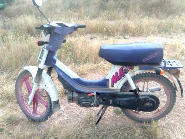 Trucaje Suzuki Maxi Electric 1ze8f3m