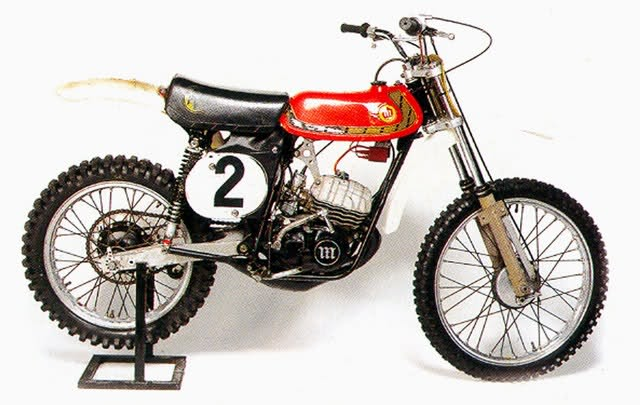 Montesa Cappra Trofeo Junior Cross 1976 20gnx9h