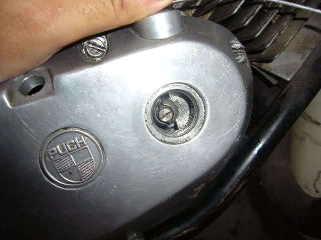 Minicross Super - cambiar discos de embrague 21lu7bp