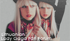 Lithuanian Lady Gaga Fan Forum