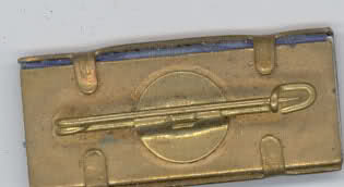 "Insignes de béret,patch de la 2ème DI US,""Piscine"" 28i00i9"