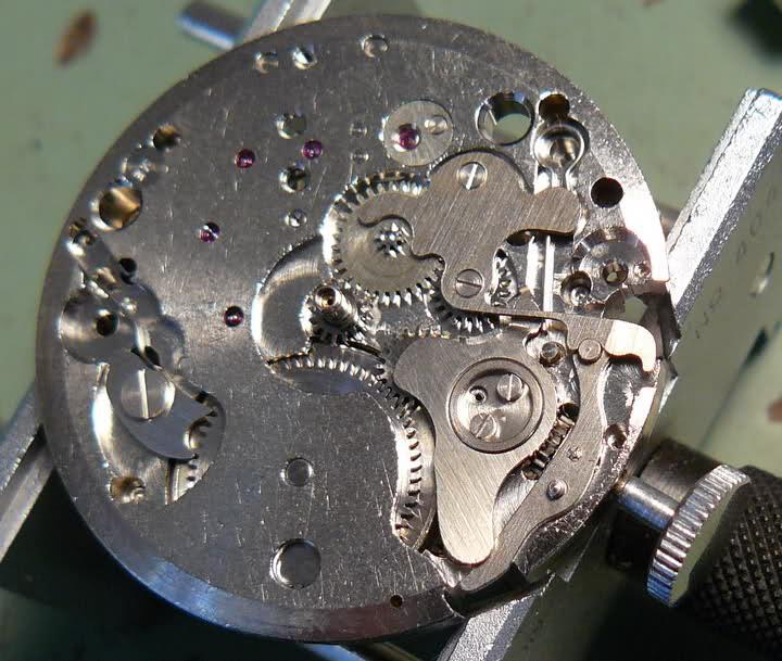 Chronographe Enicar R92 29m8xnc