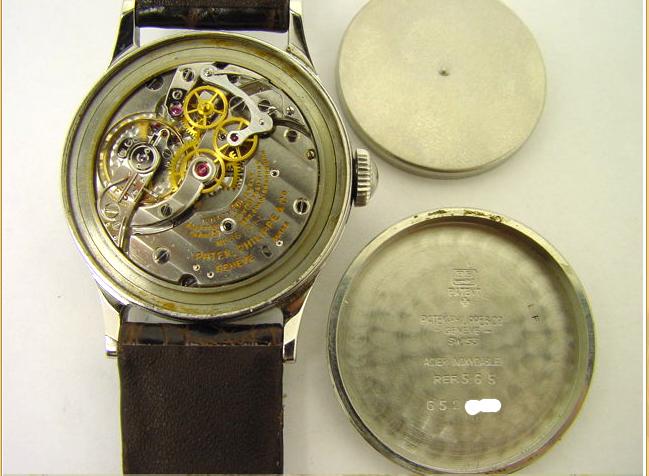 Renseignement pour vendre une Patek Vintage or 2iuvv9g