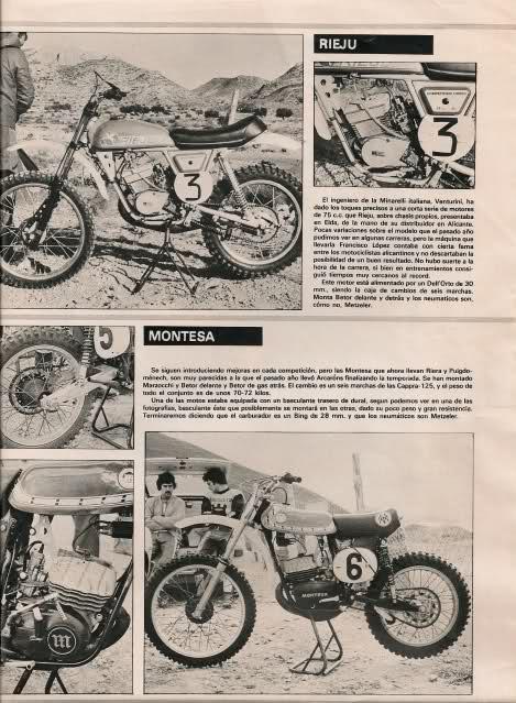 Motociclismo - 1977 - Copa Junior 74 2lxbb13