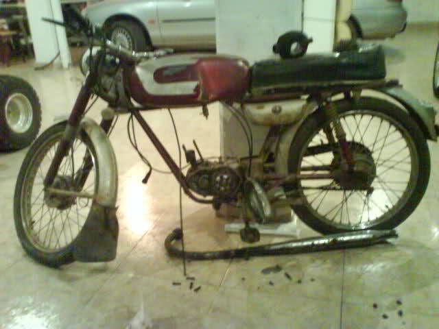 Mis ciclomotores Ducati 2q15lbp
