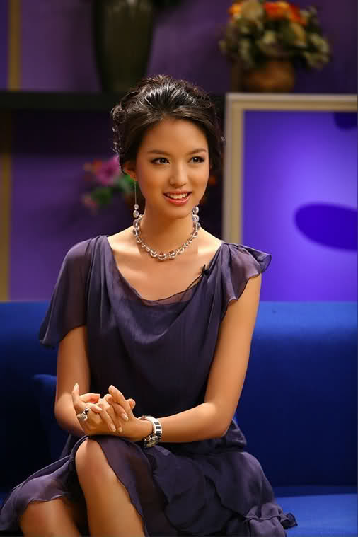 Zi Lin Zhang- MISS WORLD 2007 OFFICIAL THREAD (China) - Page 6 2u4lr48