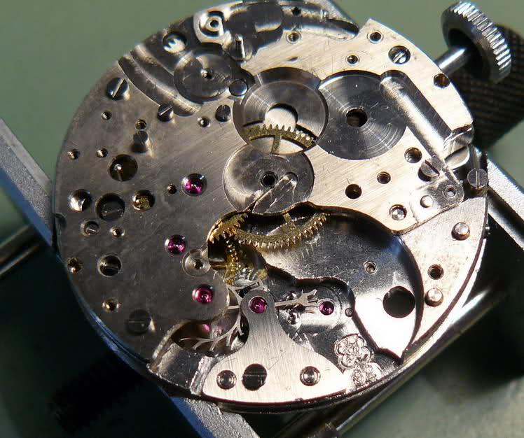 Chronographe Enicar R92 2zxp261