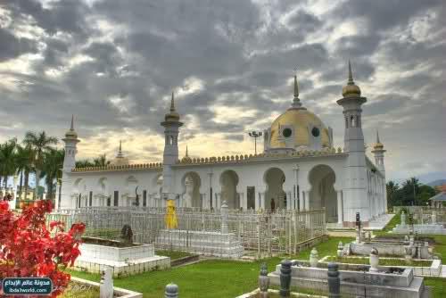 اجمل مســاجد المسلمين حول العالم 30w5u1j