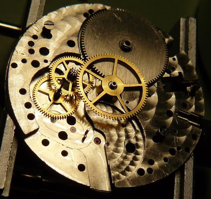 Chronographe Breitling Premier 1946 venus 175 3 compteurs Cm3gm