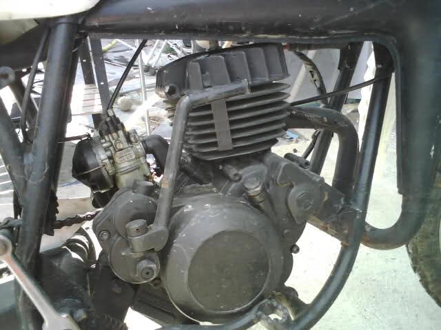 ¿Alguien reconoce este motor? Fuvody