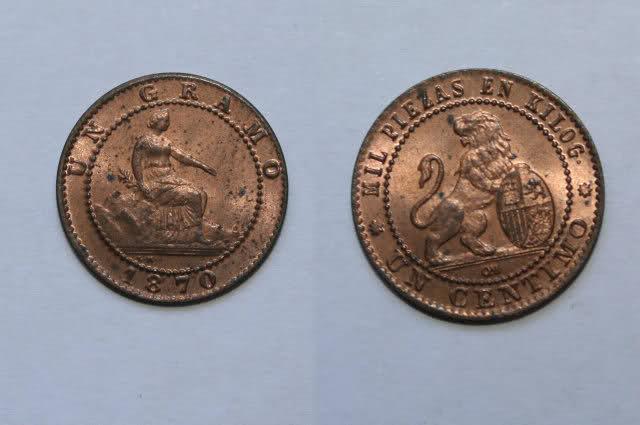 Miniatura Lauer de Nuremberg (Alemania) - 1 céntimo 1887 Mjmi3t