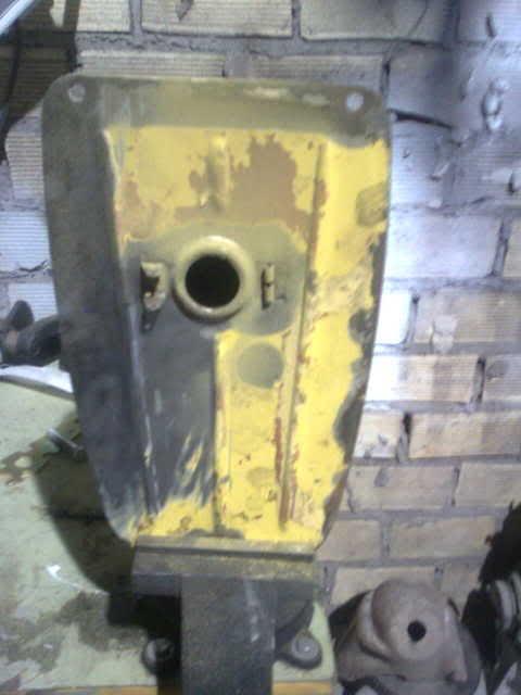 Restauración Vespa 125 Primavera T3 Zwnolu