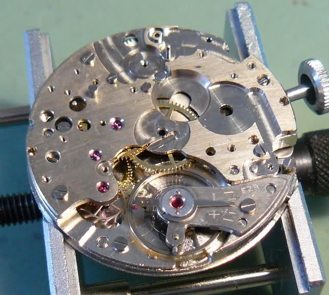 Chronographe Enicar R92 152zvis