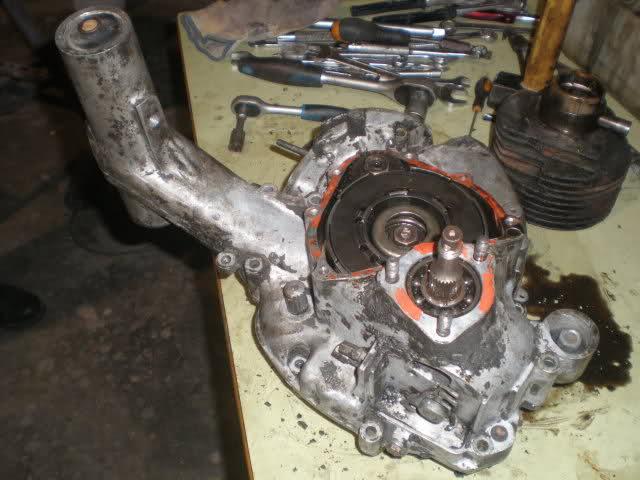 Restauración Vespa 125 Primavera T3 21opruc