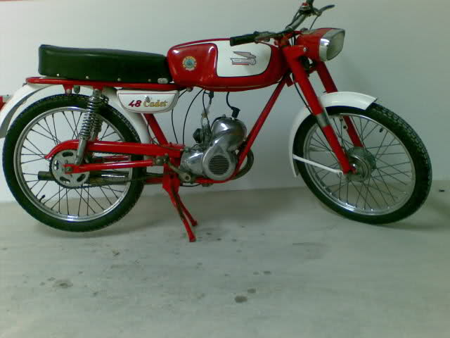Mis ciclomotores Ducati 2939d7p