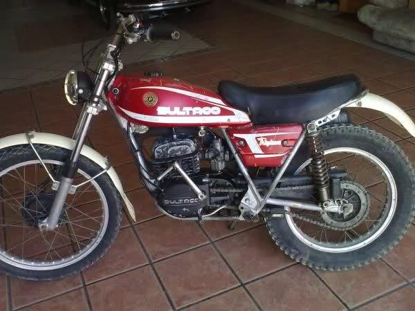 Bultaco Alpina Mod. 213 2duw7z6