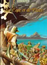 Plašt i očnjaci (De cape et de crocs) 2im1gdc