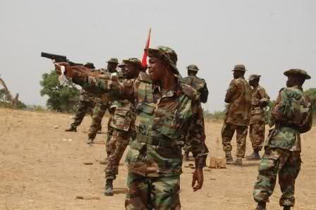 Armée Nigériane / Nigerian Armed Forces 2jdgk02