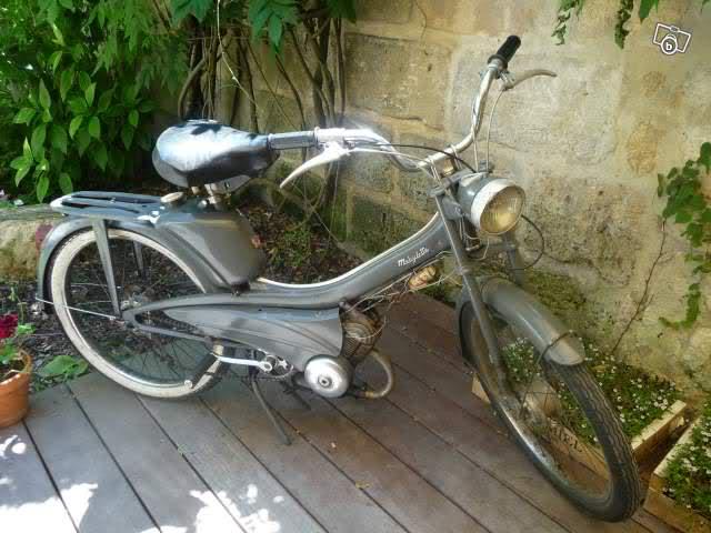 La Mobylette AV 44,por CIC. 2ldzo81
