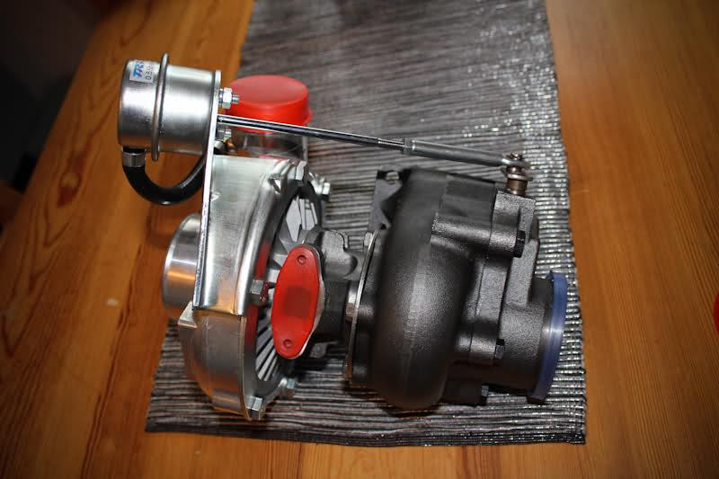 Erfarenhet av Kina turbo T3/T4 (nu med bilder) 2s0d1ms