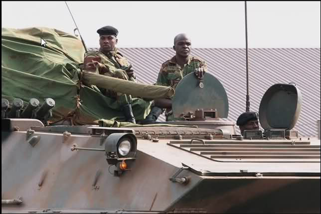 Zimbabwe National Army 2s1svoy