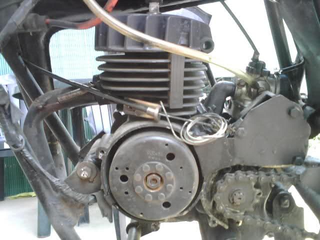 ¿Alguien reconoce este motor? 2ywenpc