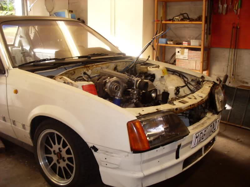 Daniel - Opel Rekord turbo 301kku9
