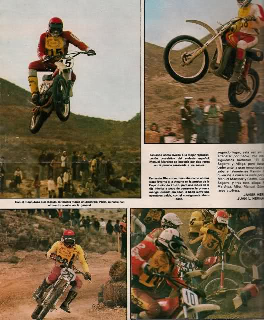 Montesa Cappra Trofeo Junior Cross 1976 33y5a93